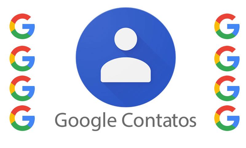 contatos google