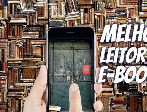 Melhor leitor de e-books