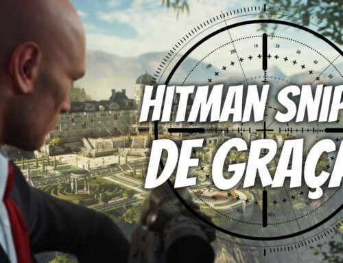 Hitman Sniper – De Graça!
