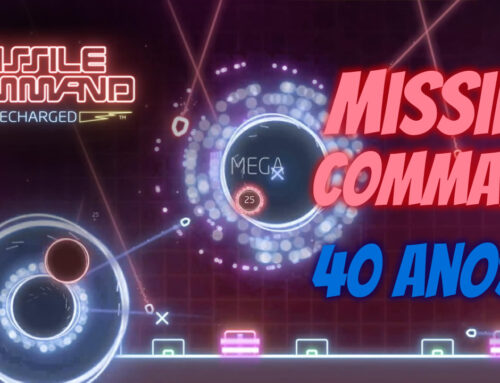 Missile Command para Android