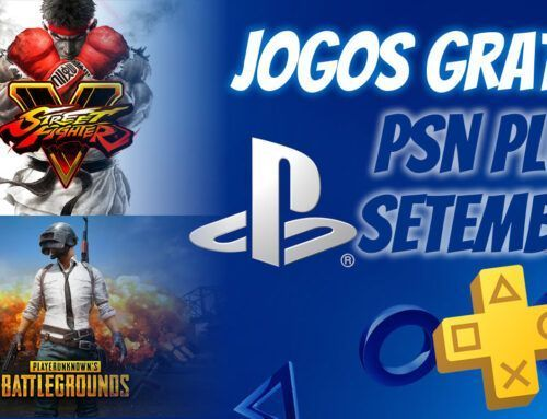 Jogos Grátis – PSN Setembro