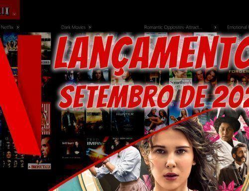 Lançamentos da Netflix – Setembro de 2020