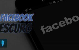 facebook modo noturno
