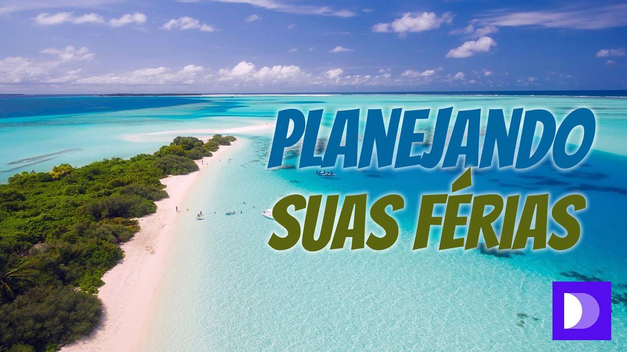 planejando suas férias