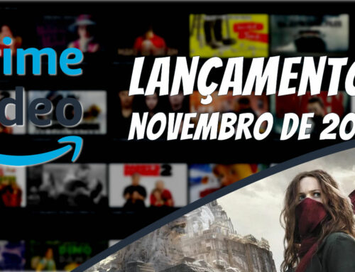 Amazon Prime Vídeo (Novembro de 2020)