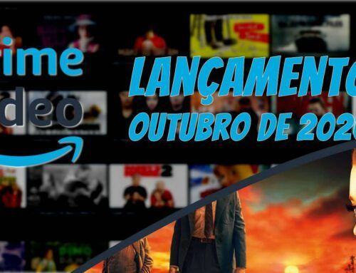 Amazon Prime Vídeo (Outubro de 2020)
