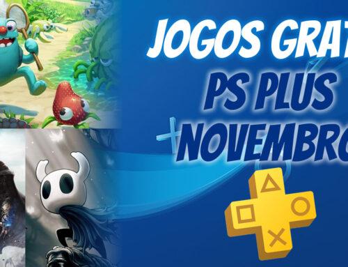 Lançamentos PS Plus Novembro 2020 – Jogo de PS5 de graça!